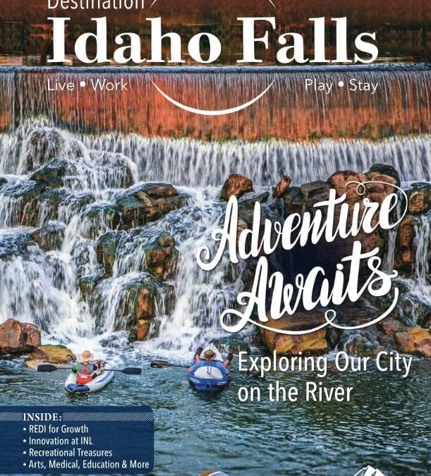 REDI Featured in Destination Idaho Falls Magazine